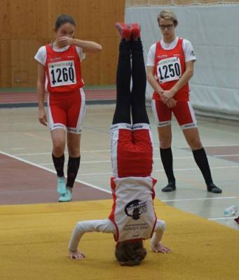 Vorschaubild zur Meldung: Nachwuchs punktet beim Fähigkeitstest des Leichtathletikverbandes Sachsen: