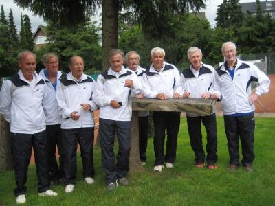 Vorschaubild zur Meldung: Bericht über unsere Herren 75 in der Tenniszeitung