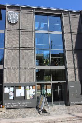 Vorschaubild zur Meldung: Stadtverwaltung am Brückentag nicht geöffnet