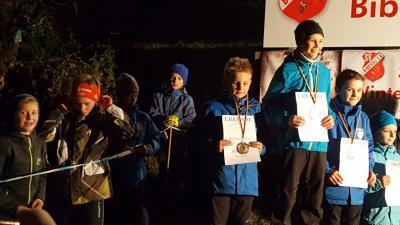 Foto zur Meldung: Abendsprunglauf in Biberau