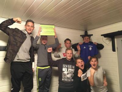 Foto zur Meldung: U 15: 3:1 Heimsieg gegen FSV Bayreuth