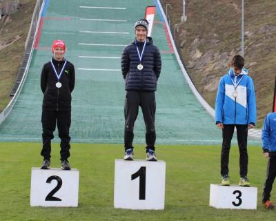 Foto zur Meldung: Helvetia-Trophy in Einsiedeln