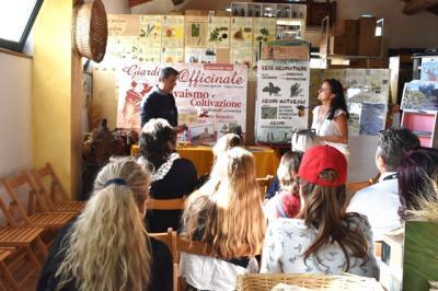 Foto zur Meldung: Erasmus+ T.A.W.S. an der italienischen Adria