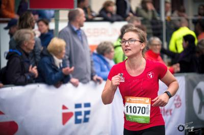 Foto zu Meldung: Lauferlebnis an den Elbwiesen