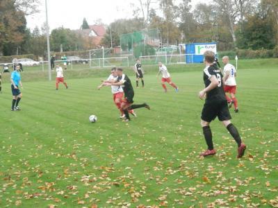 Foto zu Meldung: + + + Wochenendvorschau FC Seenland Warin  4./5.November + + +