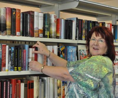 Foto zu Meldung: Adventsaktion der Gemeindebibliothek: Jeden Tag ein Wunschbuch