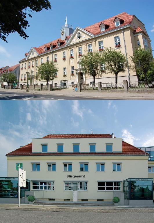 Bürgeramt und Rathaus schließen am 9. November um 15 Uhr