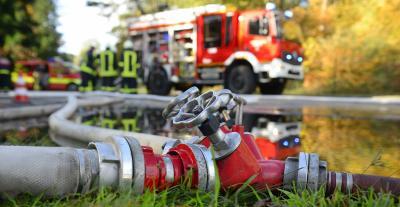Foto zu Meldung: Oranienburger Feuerwehr bedankt sich bei der Bevölkerung