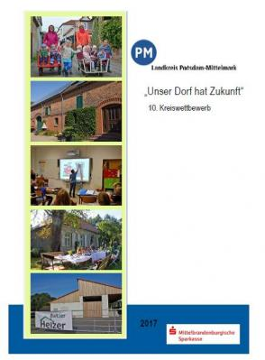 Foto zur Meldung: Unser Dorf hat Zukunft - Baitz erreicht den 3. Platz im Kreiswettbewerb 2017