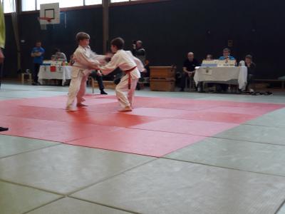Foto zur Meldung: Kids-Cup stark besucht