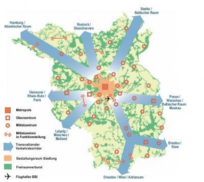 Vorschaubild zur Meldung: Hoppegarten wird Mittelzentrum in Funktionsteilung mit Neuenhagen