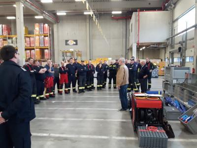 Brand- und Katastrophenschutz LK TF
