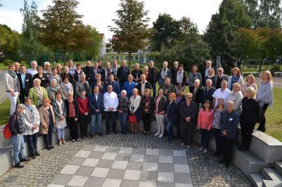 Foto zur Meldung: 160 Teilnehmer aus Brandenburg beim 6. Zahnmedizinischen Fachsymposium des Zahnärzte Schwedt e.V.