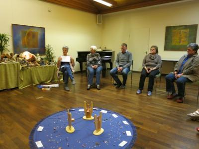 Foto zur Meldung: ökumenischer Frauenabend
