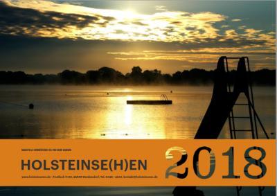 Foto zur Meldung: Jetzt bestellen: Jahreskalender Holsteinse(h)en 2018 ist erschienen