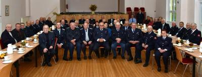 Foto zu Meldung: 23. Treffen der Alters- und Ehrenabteilung