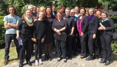 "Gospelkonzert mit den ""Jettasingers"""