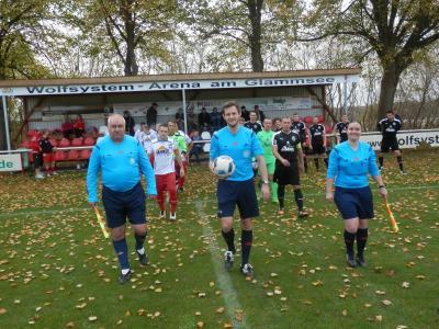 Foto zu Meldung: + + + Wochenendvorschau FC Seenland Warin  11./12.November + + +