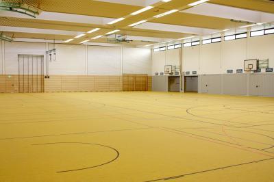 Vorschaubild zur Meldung: Sporthalle Liedolsheim aufgrund von Pflegearbeiten am Freitag, 17.11.2017 geschlossen!