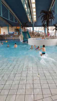 Foto zur Meldung: Schwimmlehrgang - sehr erfolgreich