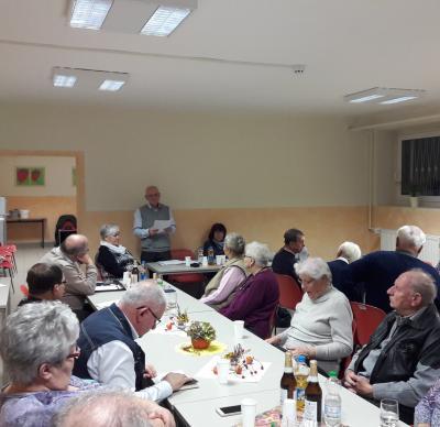 Mitgliederversammlung der Heimatfreunde