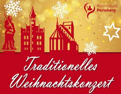 Vorschaubild zur Meldung: Weihnachtskonzert der Stadt Perleberg