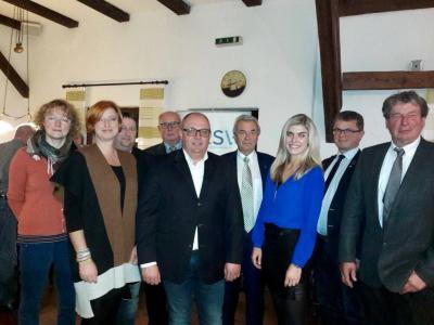 Foto zur Meldung: Oberlausitzer Kreissportbund zu Besuch in Schwandorf
