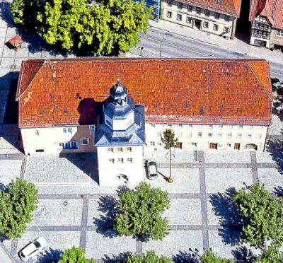 Foto zur Meldung: Grundsatzdiskussion im Stadtrat Bad Tennstedt