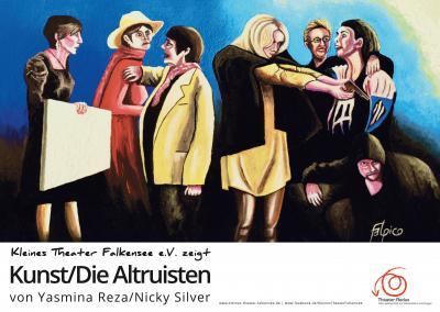 Foto zur Meldung: Theaterzeit im Kulturhaus