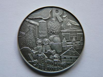 Medaille Rückseite