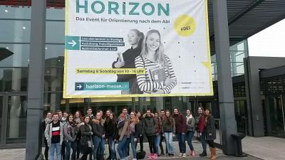 Besuch der HORIZON in Mainz