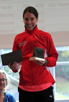 Foto zur Meldung: Lisa Heimann holt sich Sieg in Bensberg