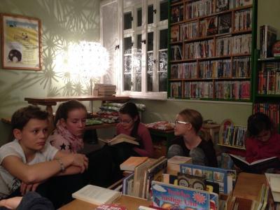 Vorschaubild zur Meldung: Herbstzeit ist Lese- und Geschichtenzeit