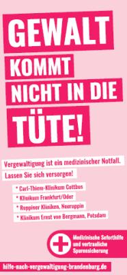 """Foto zur Meldung: Start der Brottütenaktion """"Gewalt kommt nicht in die Tüte"""" am 20.11.2017"""