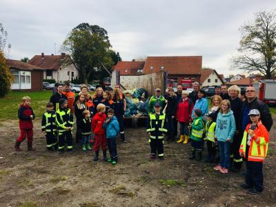 Foto zur Meldung: Müllsammelaktion 2017 - Ein voller Erfolg!