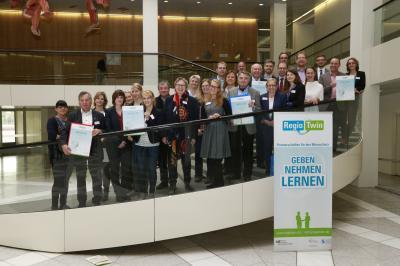 Bürgermeister Lüdtke erhält in Bonn die Auszeichnung