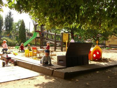 Foto zur Meldung: THEPRA übernimmt den Kindergarten