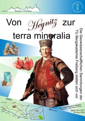 Vorschaubild zur Meldung: terra mineralia - Ausstellung im Stadt-Museum Belgern