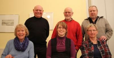 Foto zur Meldung: Der Ortskulturring hat den Vorstand 2017 gewählt