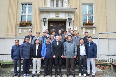 Vietnamesische Delegation besuchte das Rathaus