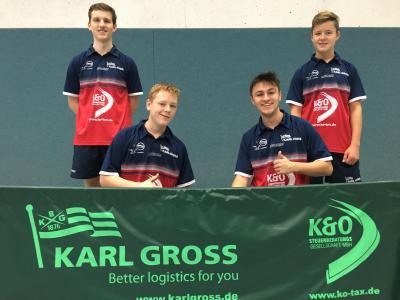 Vorschaubild zur Meldung: Jungen gewinnen im Spitzenspiel gegen Cloppenburg