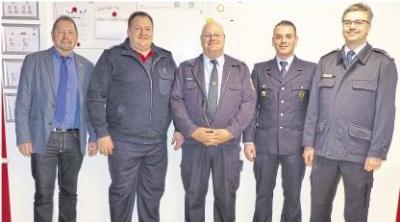 Foto zu Meldung: Wehrleitung der Verbandsgemeinde breiter aufgestellt