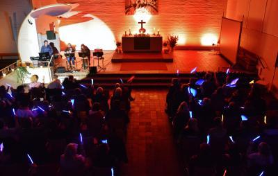 Vorschaubild zur Meldung: 10.12.2017 um 18:00 Uhr  > Nächster Jugendgottesdienst in der Jugendkirche Corvinus