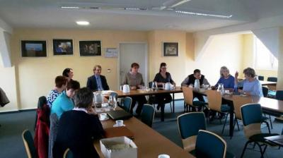 Treffen der Brandenburger Ausbildungsnetzwerke in Ruhlsdorf