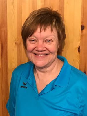 Trainerin Brigitte Klattenhoff