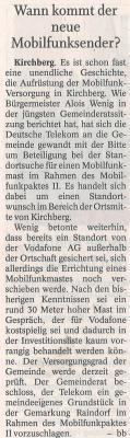 Auszug Der Bayerwald Bote 22.11.2017