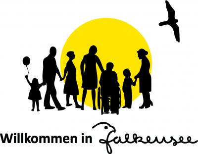 Wir, die Initiative Willkommen in Falkensee, zeigen uns solidarisch - gegen Gewalt an Mädchen und Frauen!