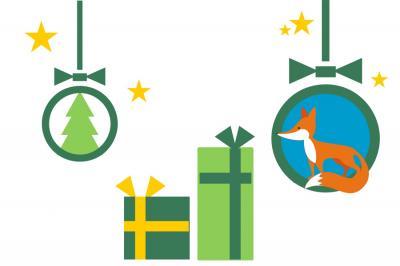 Foto zu Meldung: Geschenke kaufen und Gutes tun – für die kleinen Füchse