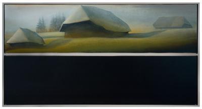 Vorschaubild zur Meldung: Hommage an den Schwarzwald - Ausstellung von Albi Maier