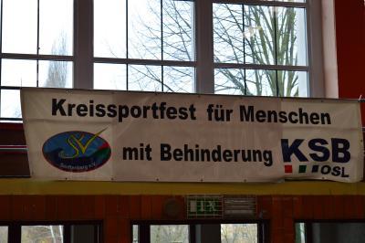 Foto zur Meldung: 18. Kreissportfest für Menschen mit Behinderung im Landkreis OSL